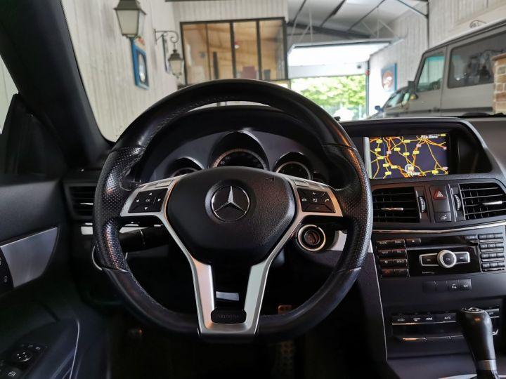Mercedes Classe E COUPE 220 CDI 170 CV EXECUTIVE BVA Noir - 6