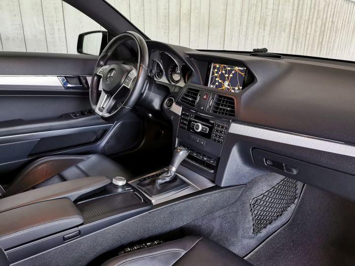 Mercedes Classe E COUPE 220 CDI 170 CV EXECUTIVE BVA Noir - 7
