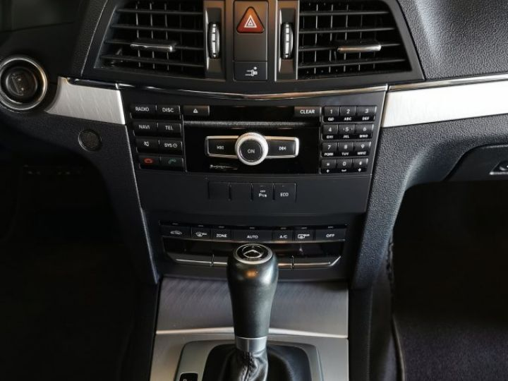 Mercedes Classe E COUPE 220 CDI 170 CV EXECUTIVE BVA Noir - 12