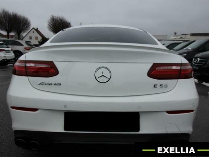 Mercedes Classe E COUPE 53 AMG 4 MATIC BLANC  Occasion - 3