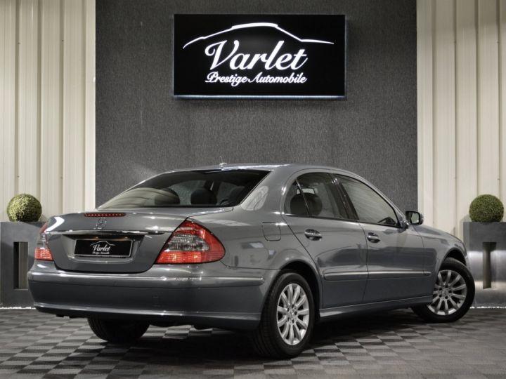 Mercedes Classe E E280 CDI W211 PH2 3.0l V6 190ch 7G TRONIC ELEGANCE HISTORIQUE COMPLET XENON CUIR GPS GRIS FONCE - 4