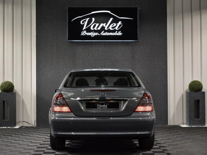 Mercedes Classe E E280 CDI W211 PH2 3.0l V6 190ch 7G TRONIC ELEGANCE HISTORIQUE COMPLET XENON CUIR GPS GRIS FONCE - 5