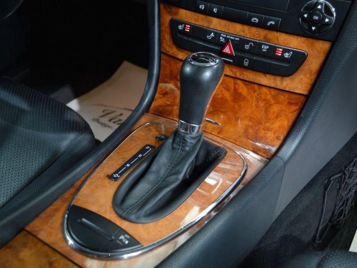 Mercedes Classe E E280 CDI W211 PH2 3.0l V6 190ch 7G TRONIC ELEGANCE HISTORIQUE COMPLET XENON CUIR GPS GRIS FONCE - 16