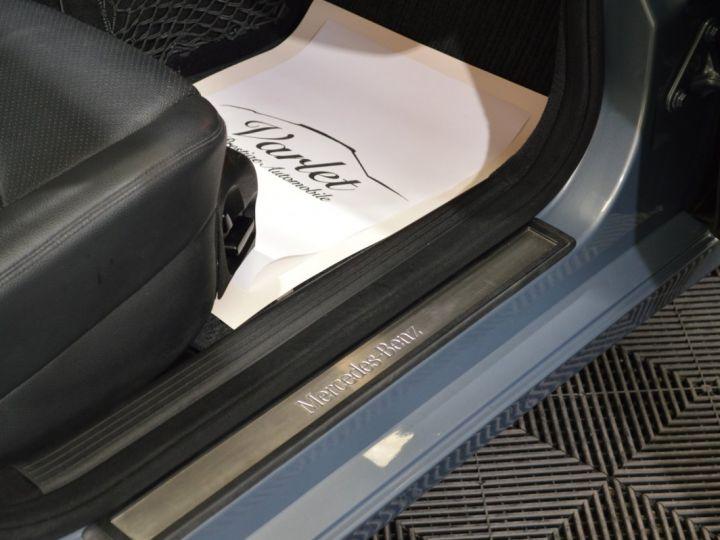 Mercedes Classe E E280 CDI W211 PH2 3.0l V6 190ch 7G TRONIC ELEGANCE HISTORIQUE COMPLET XENON CUIR GPS GRIS FONCE - 17