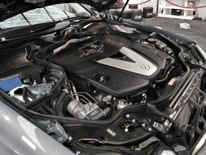 Mercedes Classe E E280 CDI W211 PH2 3.0l V6 190ch 7G TRONIC ELEGANCE HISTORIQUE COMPLET XENON CUIR GPS GRIS FONCE - 20