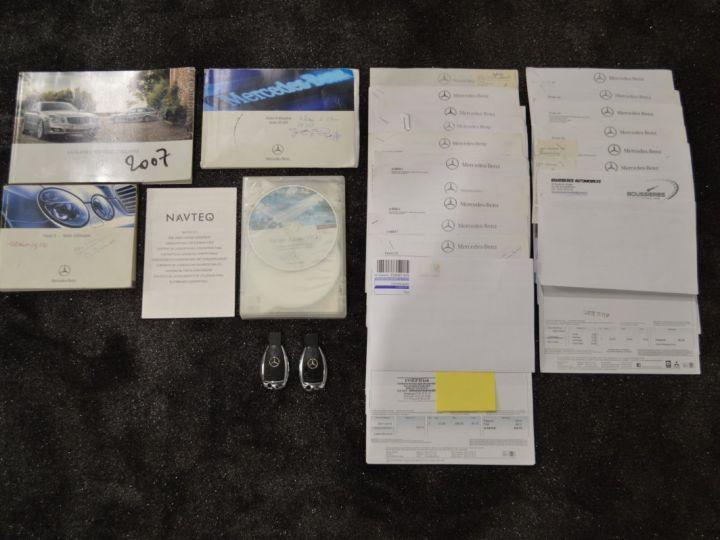 Mercedes Classe E E280 CDI W211 PH2 3.0l V6 190ch 7G TRONIC ELEGANCE HISTORIQUE COMPLET XENON CUIR GPS GRIS FONCE - 21