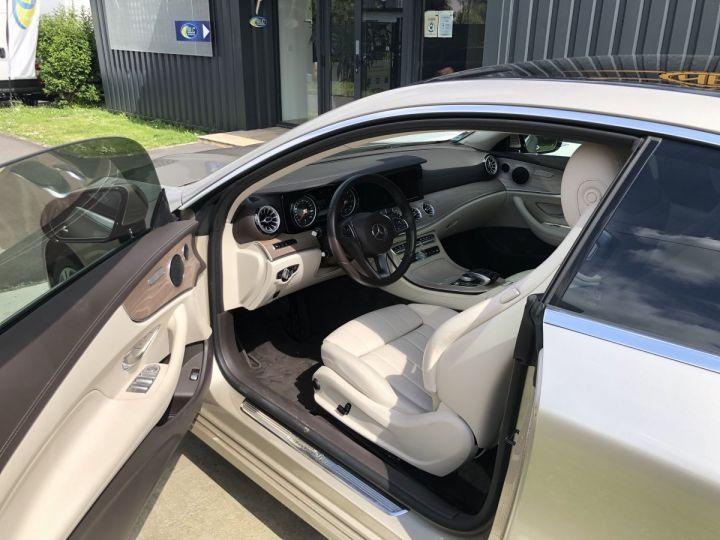 Mercedes Classe E E300 EXECUTIVE 9G-TRONIC BRONZE - 8