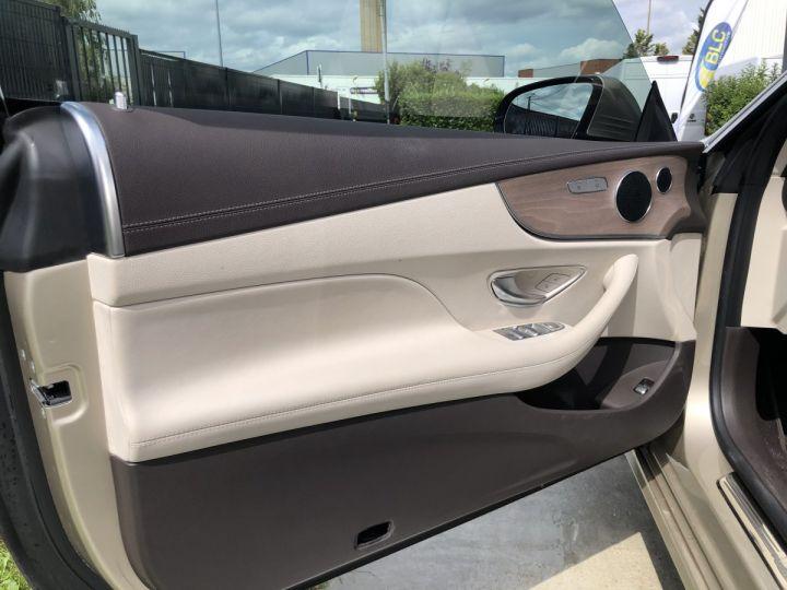 Mercedes Classe E E300 EXECUTIVE 9G-TRONIC BRONZE - 9