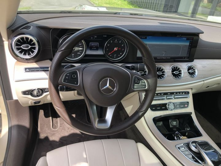 Mercedes Classe E E300 EXECUTIVE 9G-TRONIC BRONZE - 12