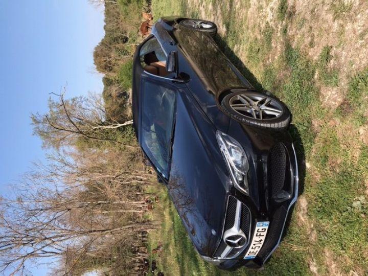 Mercedes Classe E Executive  NOIR - 1