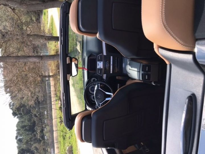 Mercedes Classe E Executive  NOIR - 15