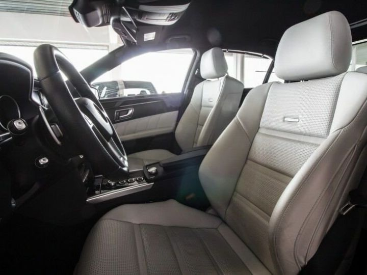 Mercedes Classe E IV AMG 63 4MATIC Noir métallisé - 9