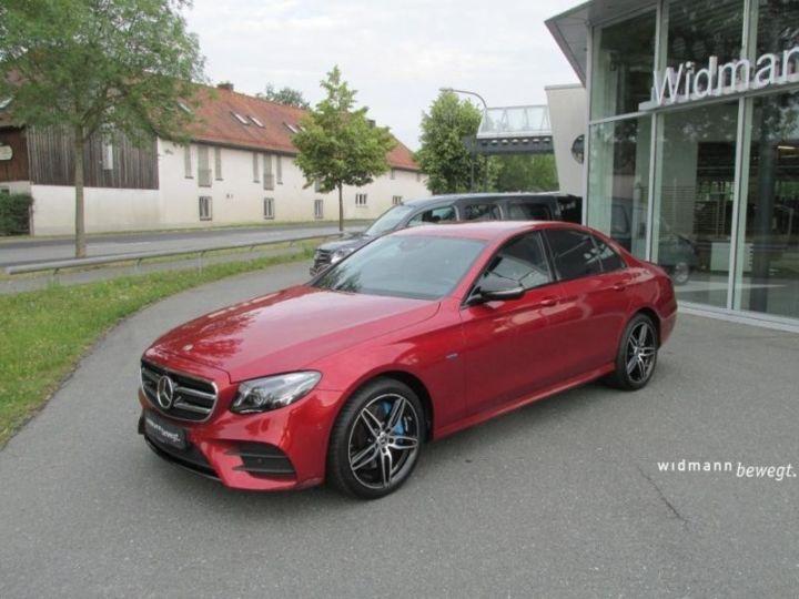 Mercedes Classe E W213 350 E 211+82CH SPORTLINE 9G-TRONIC ROUGE Occasion - 1