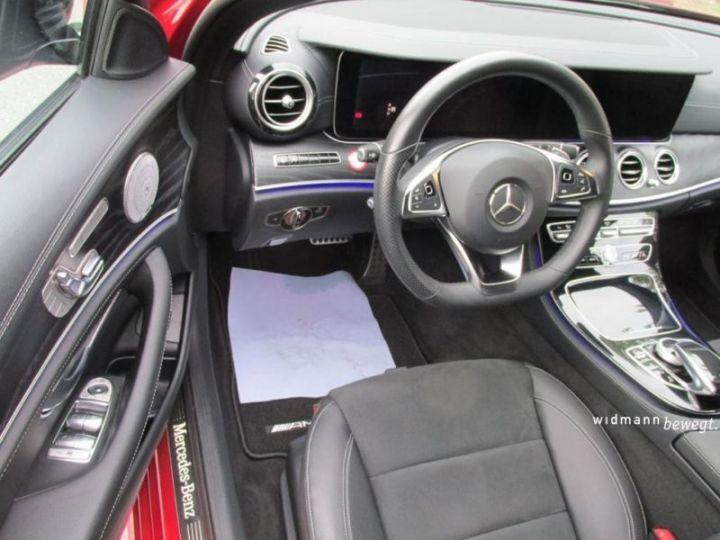 Mercedes Classe E W213 350 E 211+82CH SPORTLINE 9G-TRONIC ROUGE Occasion - 6