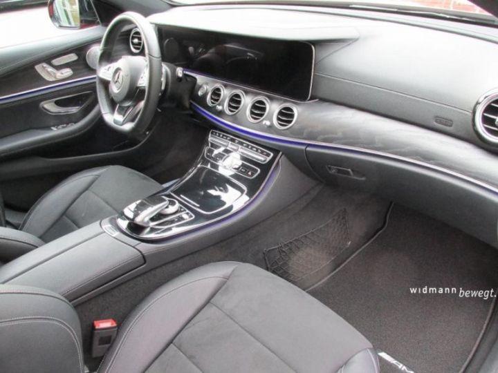Mercedes Classe E W213 350 E 211+82CH SPORTLINE 9G-TRONIC ROUGE Occasion - 7
