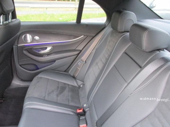 Mercedes Classe E W213 350 E 211+82CH SPORTLINE 9G-TRONIC ROUGE Occasion - 10