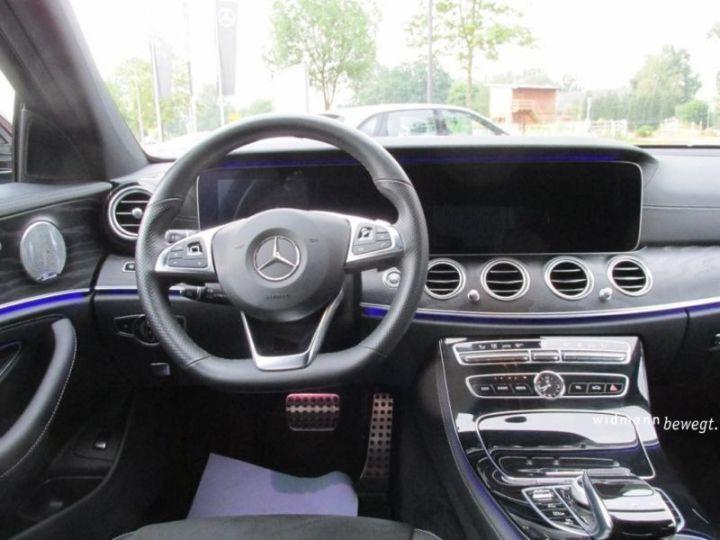 Mercedes Classe E W213 350 E 211+82CH SPORTLINE 9G-TRONIC ROUGE Occasion - 11
