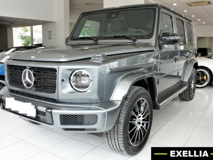 Mercedes Classe G 350 d 4 MATIC EDITION AMG GRIS Occasion - 2