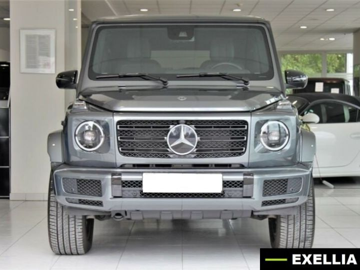Mercedes Classe G 350 d 4 MATIC EDITION AMG GRIS Occasion - 3