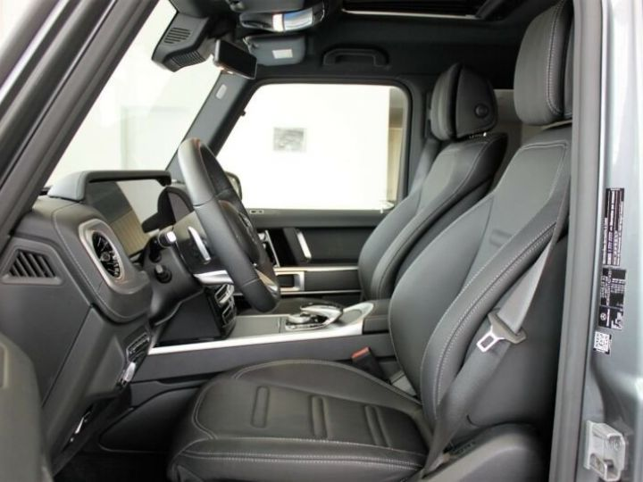 Mercedes Classe G 350 d 4 MATIC EDITION AMG GRIS Occasion - 4