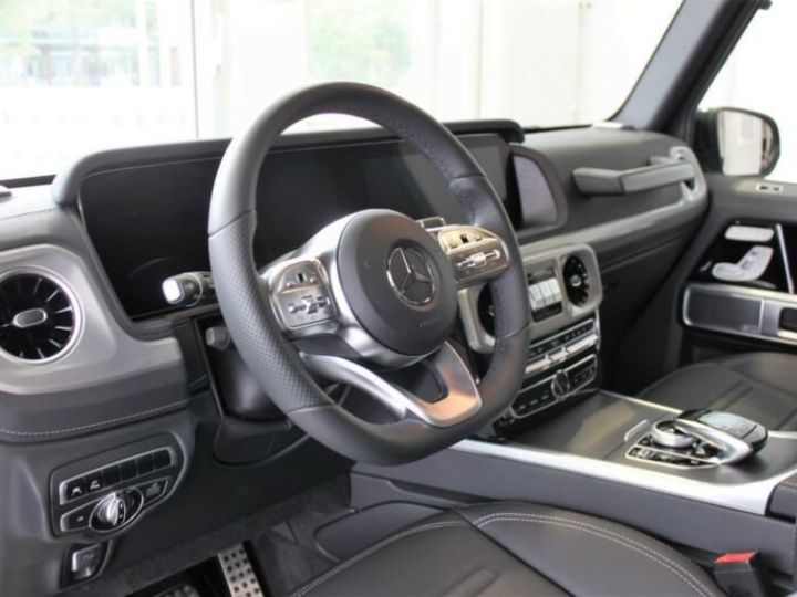 Mercedes Classe G 350 d 4 MATIC EDITION AMG GRIS Occasion - 6