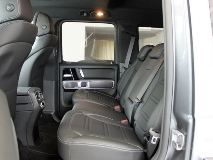Mercedes Classe G 350 d 4 MATIC EDITION AMG GRIS Occasion - 9