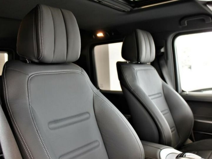 Mercedes Classe G 350 d 4 MATIC EDITION AMG GRIS Occasion - 12