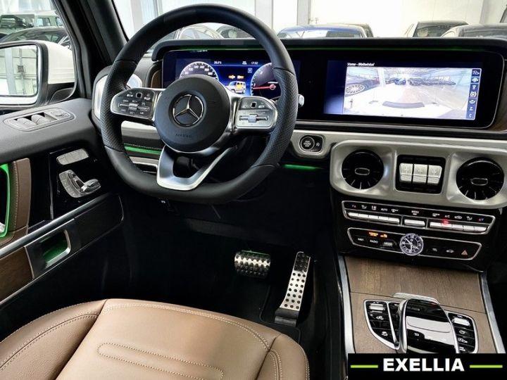 Mercedes Classe G 350d AMG Line BLANC PEINTURE METALISE  Occasion - 8