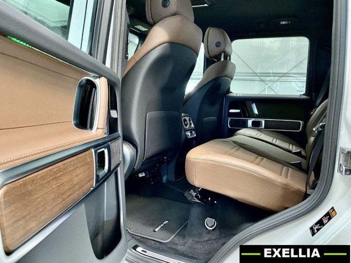 Mercedes Classe G 350d AMG Line BLANC PEINTURE METALISE  Occasion - 11