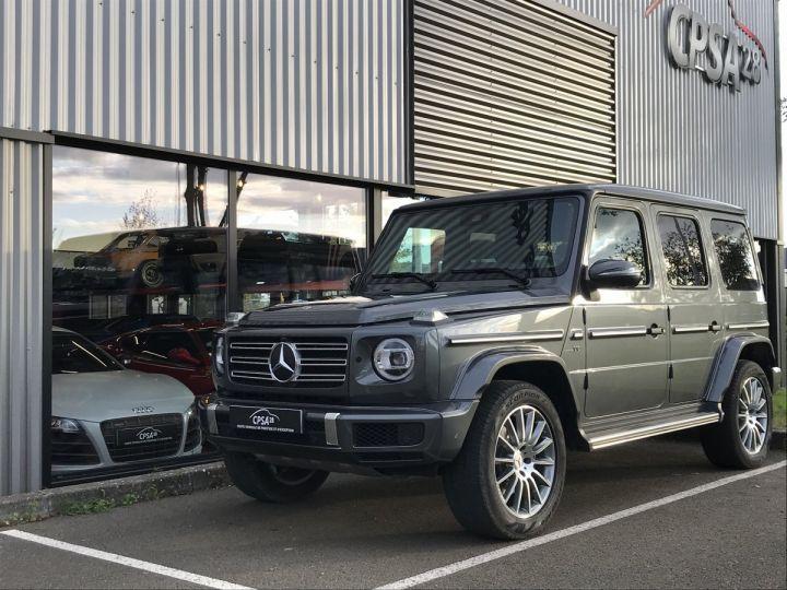 Mercedes Classe G 500 AMG Line graphite métallisé - 1
