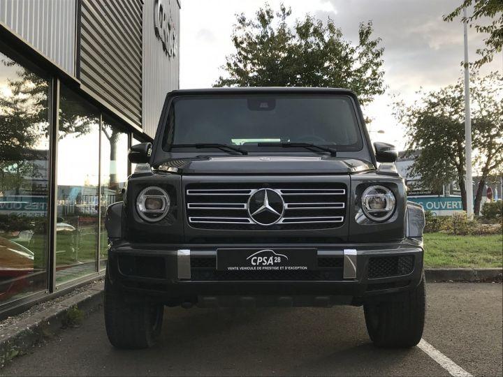 Mercedes Classe G 500 AMG Line graphite métallisé - 2