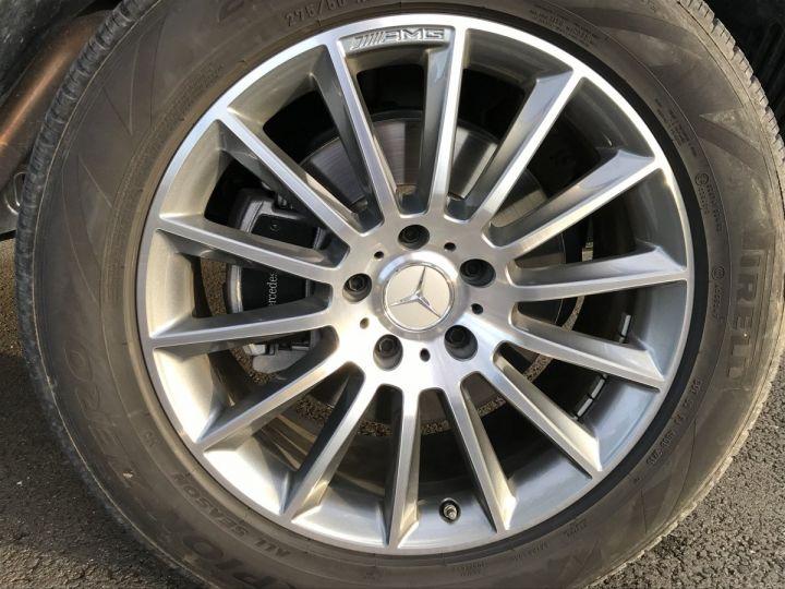 Mercedes Classe G 500 AMG Line graphite métallisé - 7