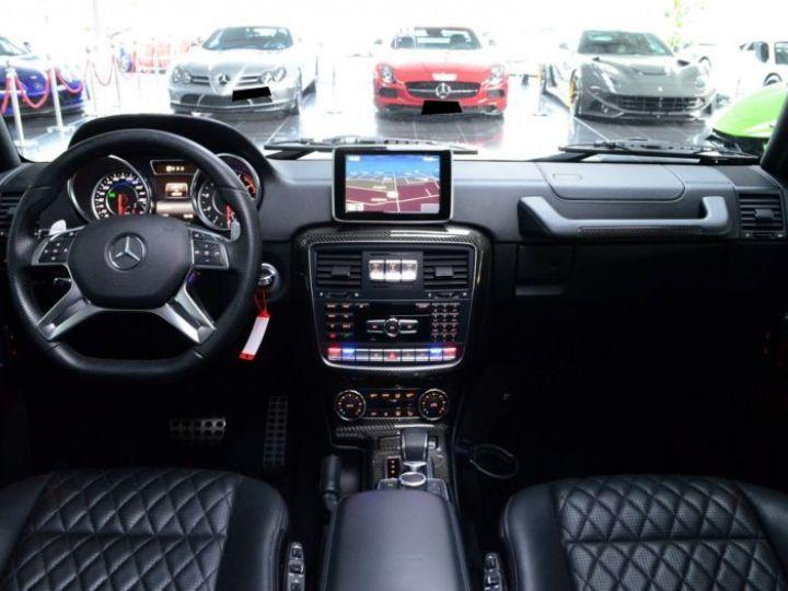 Mercedes Classe G 63 AMG 571CH BREAK LONG EDITION 463 7G-TRONIC SPEEDSHIFT + BLANC Occasion - 11