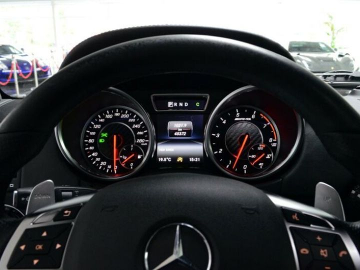 Mercedes Classe G 63 AMG 571CH BREAK LONG EDITION 463 7G-TRONIC SPEEDSHIFT + BLANC Occasion - 15