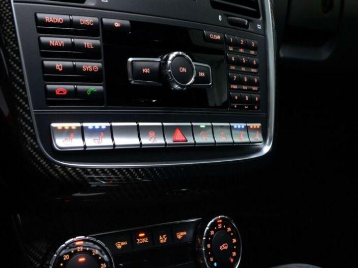 Mercedes Classe G 63 AMG 571CH BREAK LONG EDITION 463 7G-TRONIC SPEEDSHIFT + BLANC Occasion - 16