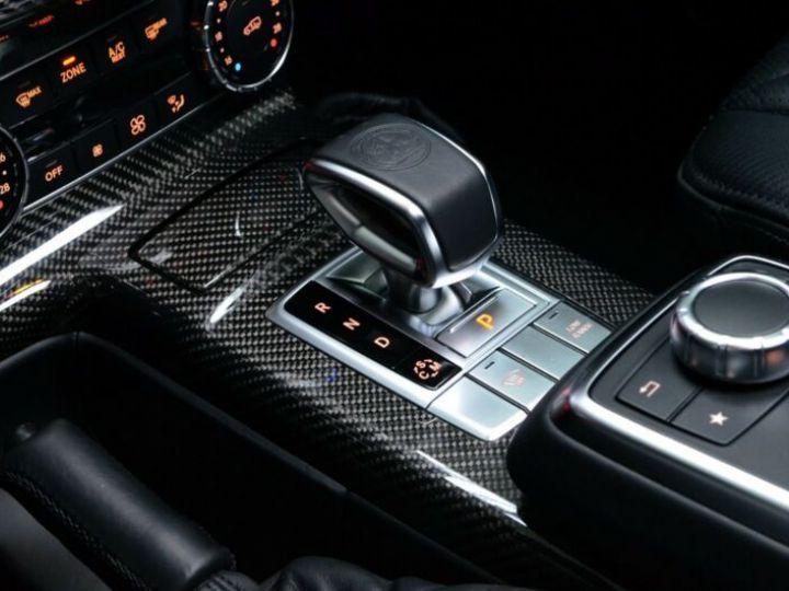 Mercedes Classe G 63 AMG 571CH BREAK LONG EDITION 463 7G-TRONIC SPEEDSHIFT + BLANC Occasion - 17