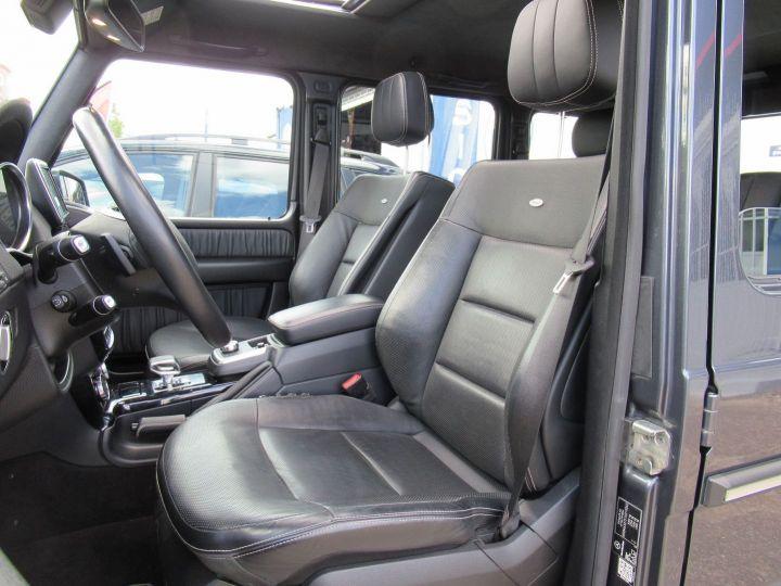 Mercedes Classe G 63 AMG BREAK LONG 7G-TRONIC SPEEDSHIFT + Gris - 4