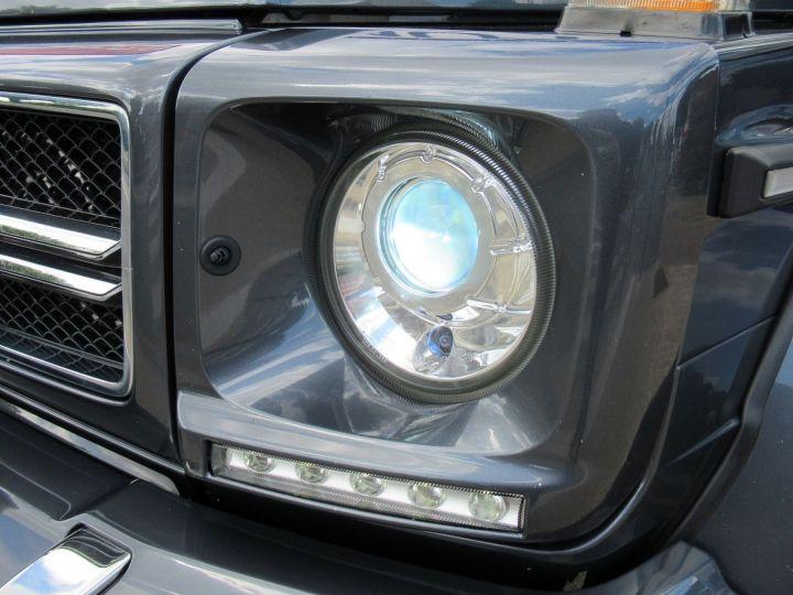 Mercedes Classe G 63 AMG BREAK LONG 7G-TRONIC SPEEDSHIFT + Gris - 13