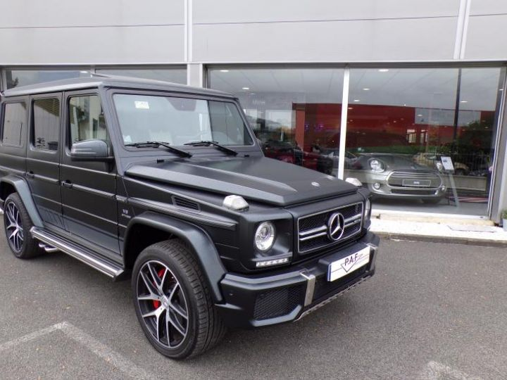 Mercedes Classe G III 63 AMG 571 LONG 7G-TRONIC SPEEDSHIFT PLUS  Occasion - 1