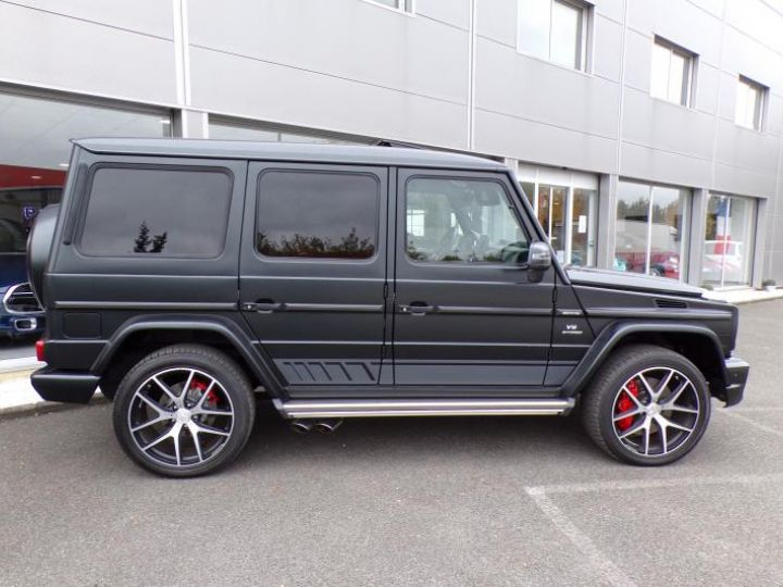 Mercedes Classe G III 63 AMG 571 LONG 7G-TRONIC SPEEDSHIFT PLUS  Occasion - 2