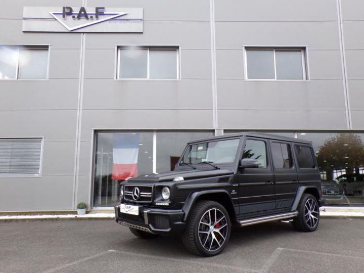 Mercedes Classe G III 63 AMG 571 LONG 7G-TRONIC SPEEDSHIFT PLUS  Occasion - 4