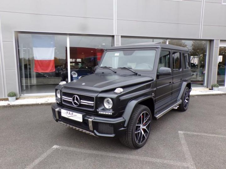 Mercedes Classe G III 63 AMG 571 LONG 7G-TRONIC SPEEDSHIFT PLUS  Occasion - 5