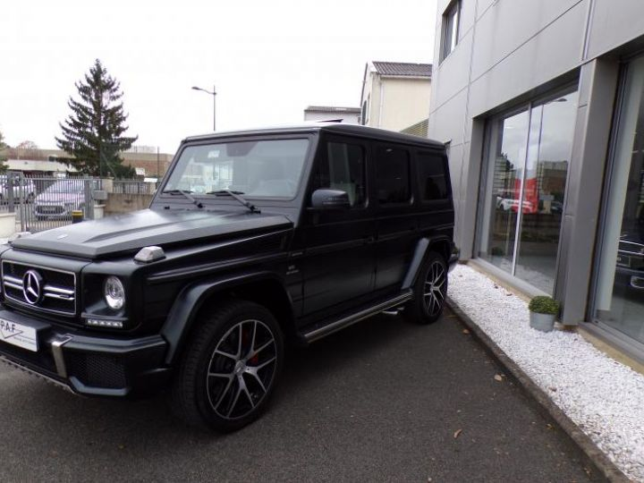 Mercedes Classe G III 63 AMG 571 LONG 7G-TRONIC SPEEDSHIFT PLUS  Occasion - 6