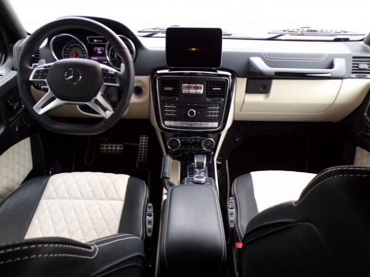 Mercedes Classe G III 63 AMG 571 LONG 7G-TRONIC SPEEDSHIFT PLUS  Occasion - 10