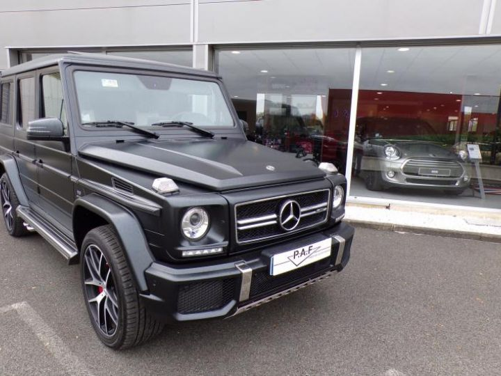 Mercedes Classe G III 63 AMG 571 LONG 7G-TRONIC SPEEDSHIFT PLUS  Occasion - 13