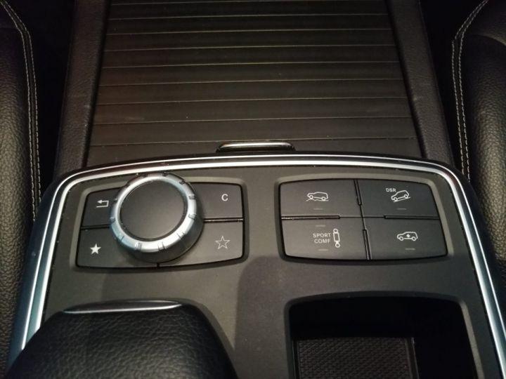 Mercedes Classe GL 350 CDI 258 CV 4MATIC BVA 7PL Gris - 17