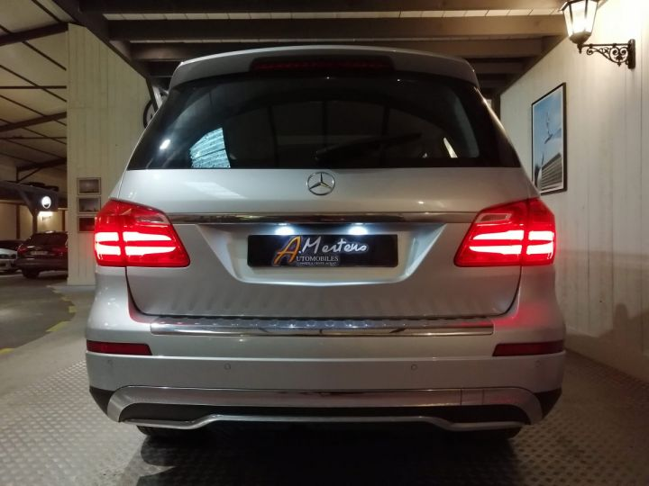 Mercedes Classe GL 350 CDI 258 CV 4MATIC BVA 7PL Gris - 4