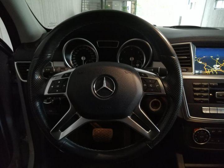 Mercedes Classe GL 350 CDI 258 CV 4MATIC BVA 7PL Gris - 8