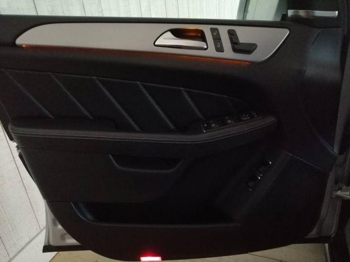Mercedes Classe GL 350 CDI 258 CV 4MATIC BVA 7PL Gris - 12