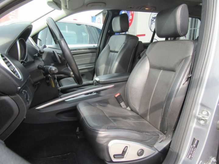 Mercedes Classe GL 350 CDI BE 265CH 7GTRONIC Gris Fonce - 4